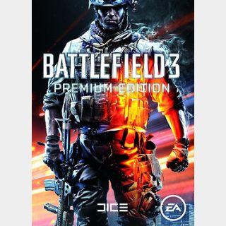 Battlefield 3 Premium Edition (game included + all DLC) (PC) Origin Key GLOBAL