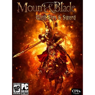 Mount & Blade: With Fire & Sword GOG.COM Key GLOBAL