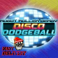 Robot Roller-Derby Disco Dodgeball Steam Key GLOBAL