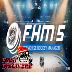 Franchise Hockey Manager 5 Steam Key GLOBAL