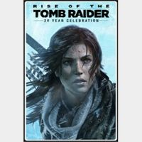 Rise of the Tomb Raider: 20 Year Celebration (Xbox One) Xbox Live Key GLOBAL UNITED STATES