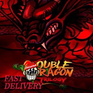 Double Dragon Trilogy Steam Key GLOBAL