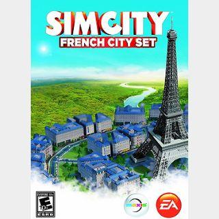 Simcity: French City Set (PC) Origin Key GLOBAL