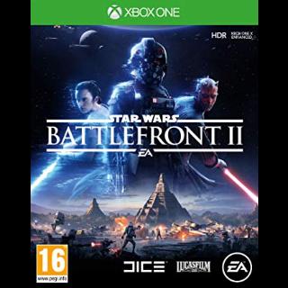 Star Wars Battlefront 2 (2017) XBOX ONE Key GLOBAL