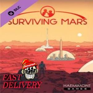 Surviving Mars: Stellaris Dome Set Steam Key GLOBAL