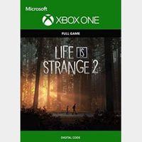 Life is Strange 2 Complete Season (Xbox One) Xbox Live Key GLOBAL