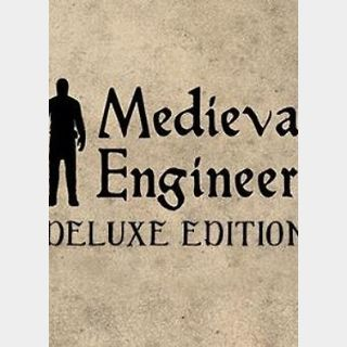 Medieval Engineers (Deluxe Edition) (PC) Steam Key GLOBAL