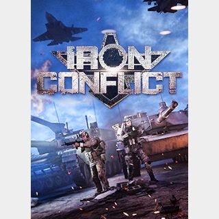 Iron Conflict (Early Access)