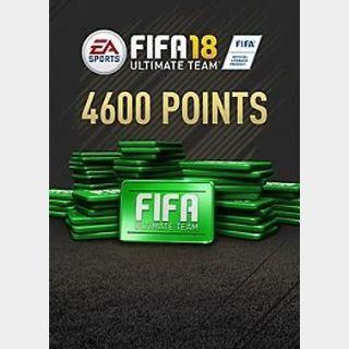 FIFA 18: 4600 FUT points (PC) Origin Key GLOBAL