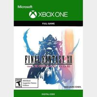 Final Fantasy XII The Zodiac Age (Xbox One) Xbox Live Key UNITED STATES
