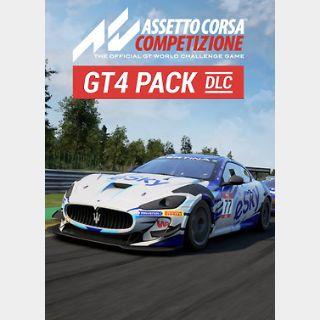 Assetto Corsa Competizione - GT4 Pack (PC) Steam Key GLOBAL