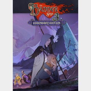 The Banner Saga 3 Legendary Edition (PC) Steam Key GLOBAL