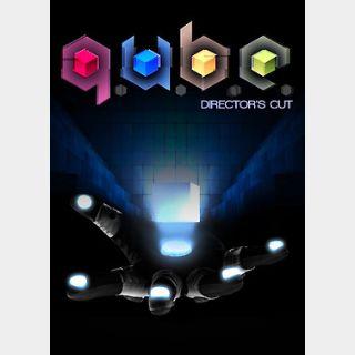 Q.U.B.E: Director's Cut (PC) Steam Key GLOBAL