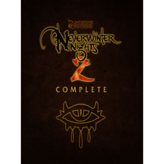 Neverwinter Nights 2 Complete GOG.COM Key GLOBAL