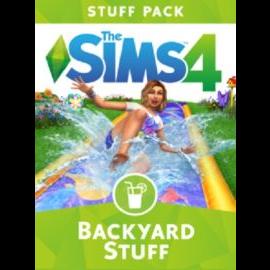 The Sims 4 Backyard Stuff Origin GLOBAL
