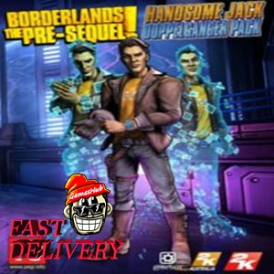Borderlands: The Pre-Sequel Handsome Jack Doppelganger Pack Steam Key GLOBAL