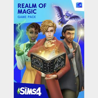 The Sims 4: Realm of Magic (PC) Origin Key GLOBAL