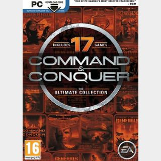 Command & Conquer: The Ultimate Collection (PC) Origin Key GLOBAL