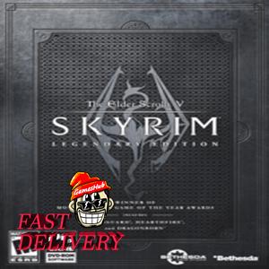 The Elder Scrolls V: Skyrim - Legendary Edition [STEAM][REGION:GLOBAL][KEY/CODE]