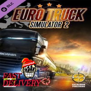 Euro Truck Simulator 2 - Force of Nature Paint Jobs Pack Steam Key GLOBAL
