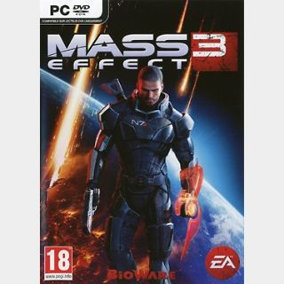 Mass Effect 3 (PC) Origin Key GLOBAL