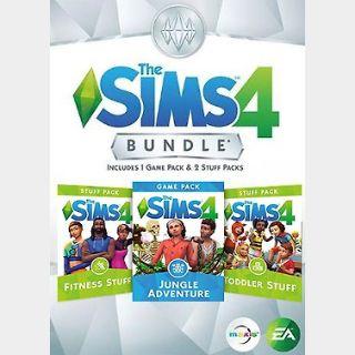 The Sims 4: Bundle Pack 6 (PC) Origin Key GLOBAL