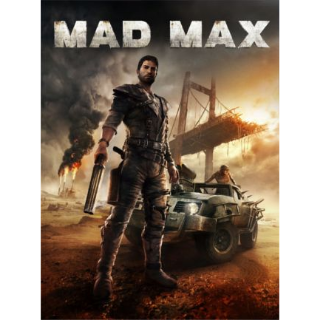 Mad Max PSN Key PS4 NORTH AMERICA