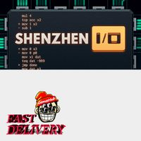SHENZHEN I/O Steam Key GLOBAL