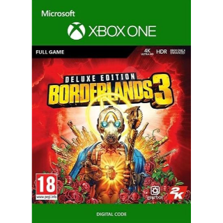 Borderlands 3 Deluxe Edition (Xbox One) Xbox Live Key GLOBAL