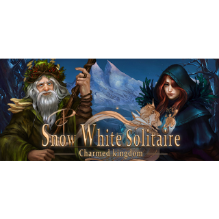Snow White Solitaire. Charmed Kingdom Steam Key GLOBAL[INSTANT DELIVERY]