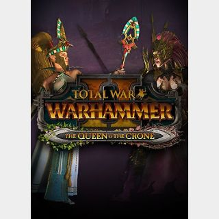 Total War: Warhammer II - The Queen and The Cro (PC) Steam Key GLOBALne