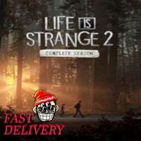 Life is Strange 2 Complete Season Steam Key GLOBAL