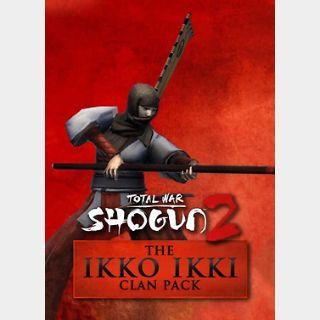 Total War: Shogun 2 - The Ikko Ikki Clan Pack (PC) Steam Key GLOBAL