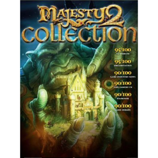 Majesty 2 Collection GOG.COM Key GLOBAL