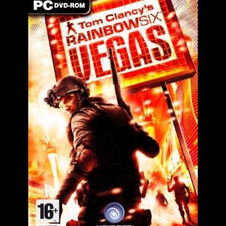 Tom Clancy's Rainbow Six Vegas Uplay Key GLOBAL