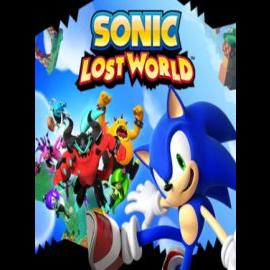 Sonic Lost World Steam Key GLOBAL
