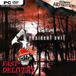Resident Evil 4: Ultimate HD Edition ✅[STEAM][CD KEY][REGION:GLOBAL][DIGITAL DELIVERY FAST AND SAFE]✅