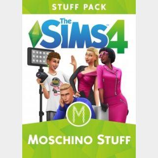 The Sims 4: Moschino Stuff Pack (PC) Origin Key GLOBAL