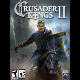 Crusader Kings 2 II Steam Key GLOBAL