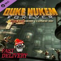 Duke Nukem Forever: The Doctor Who Cloned Me Key Steam GLOBAL