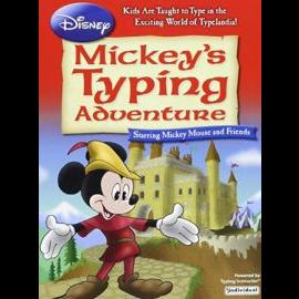 Disney Mickey's Typing Adventure Steam Key GLOBAL