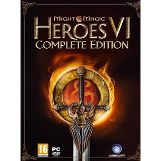 Might & Magic Heroes VI: Complete Edition Uplay Key GLOBAL