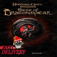 Baldur's Gate: Siege of Dragonspear Steam Key GLOBAL