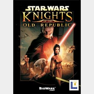 Star Wars: Knights of the Old Republic (PC) Steam Key GLOBAL