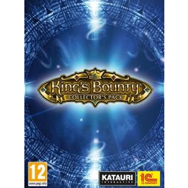 King's Bounty: Collector's Pack Steam Key GLOBAL