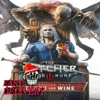 The Witcher 3: Wild Hunt - Blood and Wine Key Steam GLOBAL