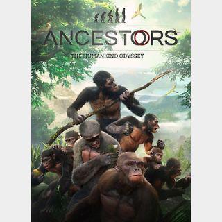 Ancestors: The Humankind Odyssey (PC) Steam Key GLOBAL