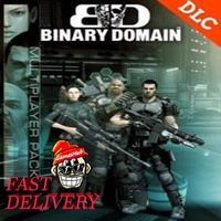 Binary Domain - Multiplayer Map Pack Steam Key GLOBAL
