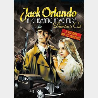 Jack Orlando: Director's Cut (PC) Steam Key GLOBAL