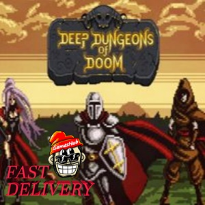 Deep Dungeons of Doom Steam Key GLOBAL